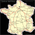 Map Of France Train Lines France Railways Map and French Train Travel Information