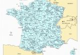 Map Of France with All Cities Printable Map Of France Tatsachen Info