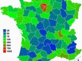 Map Of France with Major Cities Map Of France Cities France Map with Cities and towns