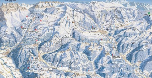 Map Of France with Mountain Ranges French Alps Map France Map Map Of French Alps where to Visit