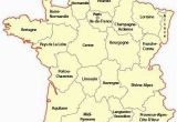 Map Of France with Regions and Cities Regional Map Of France Europe Travel