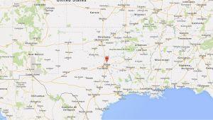 Map Of Frisco Texas Texas Oklahoma Border Map Maplewebandpc Com