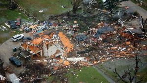Map Of Garland Texas This Aerial Shot Shows the Damage and Destruction to Homes In the