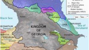 Map Of Georgia Caucasus 51 Best Maps Of Georgia Country Images Georgia Country Maps Blue