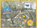 Map Of Georgia State University Campus Map southern University and A M College