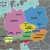 Map Of Germany and France together Central Europe Wikitravel