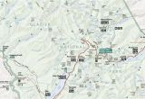 Map Of Glacier National Park Canada Map Of Glacier National Park and Surrounding towns Free