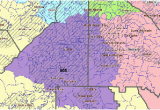 Map Of Gwinnett County Georgia Map Georgia S Congressional Districts