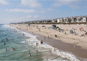 Map Of Hermosa Beach California Things to Do In Manhattan Beach for A Day or A Weekend