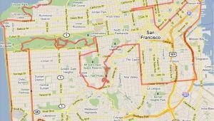 Map Of Highway 101 California California Coast Road Trip Map Free Printable Map Od California 49