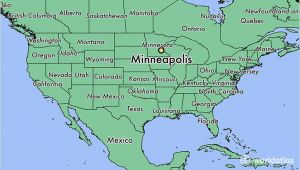 Map Of Hospitals In Minnesota Map Of Minnesota with Cities and towns where is Minneapolis Mn
