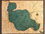 Map Of Houghton Lake Michigan 109 Best 3d Nautical Wood Maps Images topographic Map Baltic