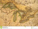 Map Of Houghton Lake Michigan 35 Awesome Vintage Michigan Maps Images Art Pinterest Map