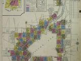 Map Of Houghton Michigan Sanborn Maps Michigan Library Of Congress