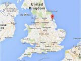 Map Of Hull England Map Of Uk Hull