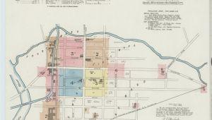 Map Of Huron County Ohio Sanborn Maps 1889 Ohio Library Of Congress