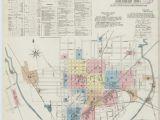 Map Of Huron Ohio Sanborn Maps 1880 to 1889 Ohio Library Of Congress