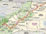 Map Of I 95 In north Carolina north Carolina Scenic Drives Blue Ridge Parkway asheville Here I