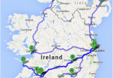 Map Of Ireland attractions the Ultimate Irish Road Trip Guide How to See Ireland In 12