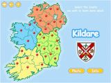 Map Of Ireland for Primary School Know Your Ireland
