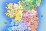 Map Of Ireland Golf Courses Detailed Large Map Of Ireland Administrative Map Of Ireland