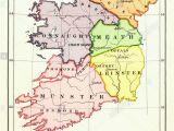 Map Of Ireland Provinces and Counties Provinces Map Ireland Stock Photos Provinces Map Ireland Stock
