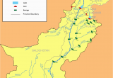 Map Of Ireland Showing Rivers List Of Barrages and Headworks In Pakistan Wikipedia