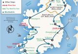 Map Of Ireland tourist attractions Ireland Itinerary where to Go In Ireland by Rick Steves