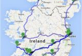 Map Of Ireland tourist attractions the Ultimate Irish Road Trip Guide How to See Ireland In 12 Days