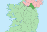 Map Of Ireland towns and Villages County Monaghan Wikipedia