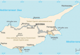 Map Of Ireland towns and Villages List Of Cities towns and Villages In Cyprus Wikipedia