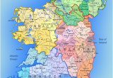 Map Of Ireland with towns and Counties Ireland S Provinces Ireland Maps In 2019 Ireland Map