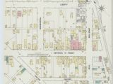Map Of Ironton Ohio Sanborn Maps 1889 Ohio Library Of Congress