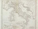 Map Of Italy 1800 18 Best Cartouche Images Map Of Italy Antique Maps Old Maps