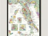 Map Of Italy and Croatia Wine Map Of Italy somm Room Italy Map Map Framed Maps