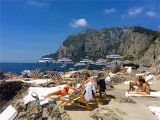 Map Of Italy Beaches La Fontelina Beach Club Capri Italy Been there Done that