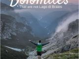 Map Of Italy Dolomites 10 Alternative Photography Spots to Lago Di Braies In the Italian