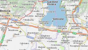 Map Of Italy Lake Garda Desenzano Del Garda Map Detailed Maps for the City Of Desenzano Del