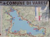 Map Of Italy Lakes Trail Map Picture Of Lake Varese Bicycle Trail Varese Tripadvisor