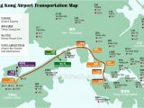 Map Of Italy Showing Airports Hong Kong Airport Transfer Map Star Ferry Routes Map
