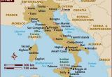 Map Of Italy Showing Bologna Map Of Italy