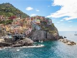 Map Of Italy Showing Cinque Terre How to Do Cinque Terre In 3 Days Guide Itinerary Green and