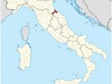 Map Of Italy Showing Rimini Province Of Rimini Wikipedia