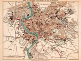 Map Of Italy Tiber River Maps Tagged Geographic Locale Page 7 Period Paper