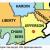 Map Of Jefferson Texas Jefferson County Texas Genealogy Genealogy Familysearch Wiki