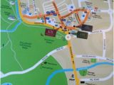 Map Of Killarney Ireland Map Showing Central Location Picture Of Killarney towers