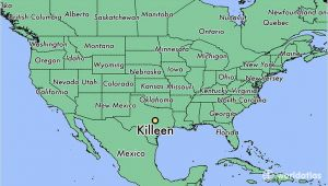 Map Of Killeen Texas and Surrounding Cities Map Killeen Texas Business Ideas 2013