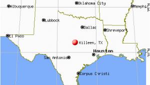 Map Of Killeen Texas Killeen Texas Tx 76541 Profile Population Maps Real Estate