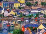 Map Of Kinsale Ireland Colourful town Of Kinsale County Cork Ireland Ireland In 2019
