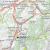 Map Of La Grande oregon Bevillard Map Detailed Maps for the City Of Bevillard Viamichelin